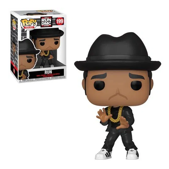 Funko Pop! ROCKS RUN DMC: Run #199