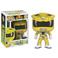 Funko Pop! POWER RANGERS: Yellow Ranger #362