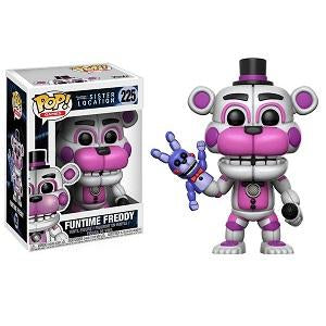 Funko Pop! FIVE NIGHT AT FREDDY'S: Funtime Freddy #225