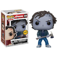 Funko Pop! THE SHINING: Jack Torrance #456 [Chase]