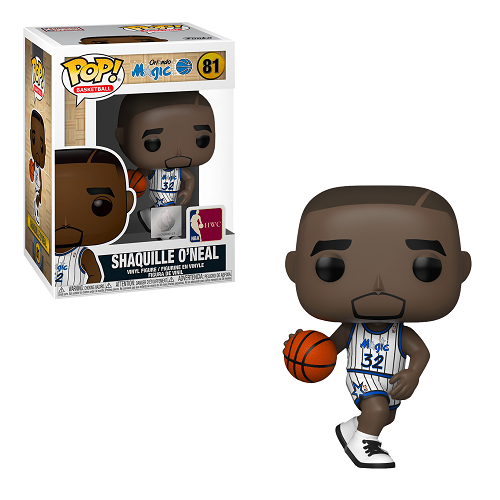 Funko Pop! NBA Legends: Shaquille O'Neal #81