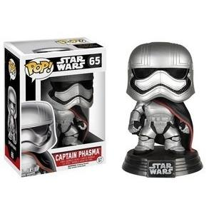 Funko Pop! STAR WARS: Captain Phasma #65