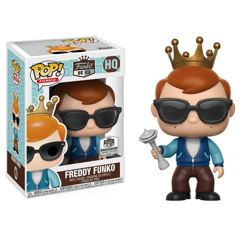 Funko Pop! Freddy Funko with Space Needle [Funko HQ]