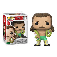 Funko Pop! WWE: Jake The Snake Roberts #51 Vinyl Figure