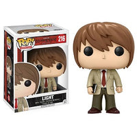 Funko Pop! DEATHNOTE: Light #216