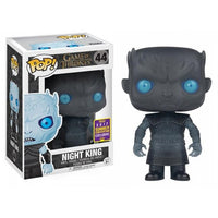 Funko Pop! GAME OF THRONES: Night King [Translucent] #44 [2017 SDCC]