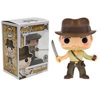 Funko Pop! DISNEY: Indiana Jones #200 [Disney Parks]