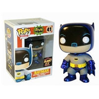 Funko Pop! DC: Batman [Metallic] #41 [ACCC]