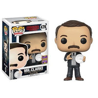 Funko Pop! STRANGER THINGS: Mr. Clarke #476 [2017 Summer]