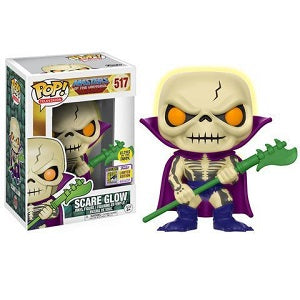 Funko Pop! MASTERS OF THE UNIVERSE: Scare Glow #517 [2017 SDCC]