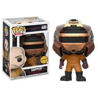 Funko Pop! BLADE RUNNER 2049: Sapper #480 [CHASE]