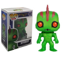 Funko Pop! Asia LEGENDARY CREATURES & MYTHS: Siyokoy [Green] #111 (Convention Exclusive]