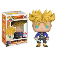 Funko Pop! DRAGONBALL Z: Super Saiyan Trunks #120 [NYCC]