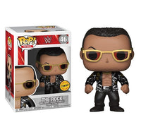 Funko Pop! WWE: The Rock #46 [CHASE]