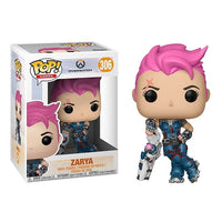 Funko Pop! OVERWATCH: Zarya #306
