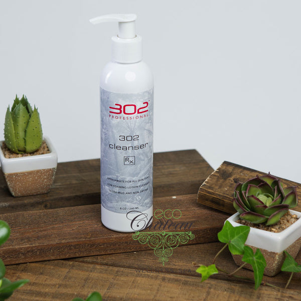 302 Skincare Acne Cleanser Rx