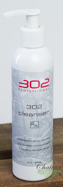 302 Cleanser Rx