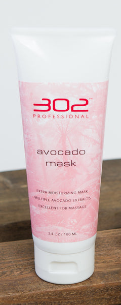 302 Skincare Avocado Mask