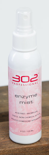 302 Skincare Enzyme Mist