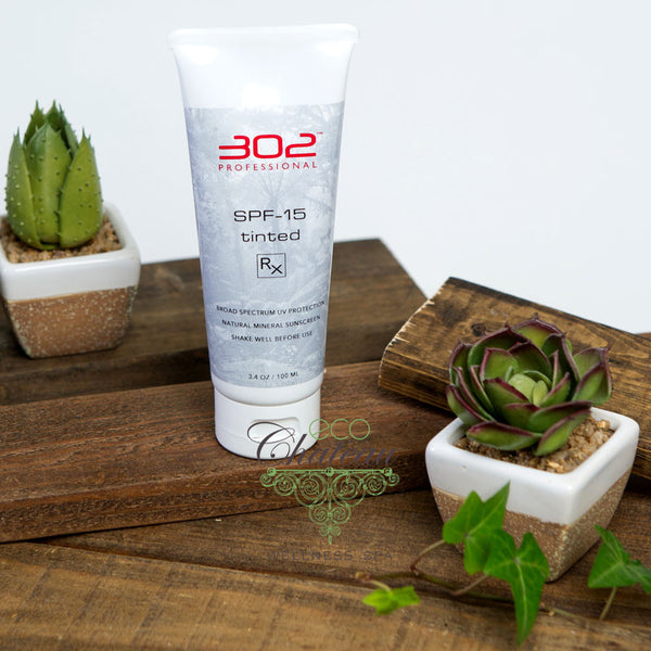 302 Skincare SPF 15: Tinted Rx