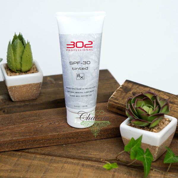 302 Skincare SPF 30: Tinted Rx