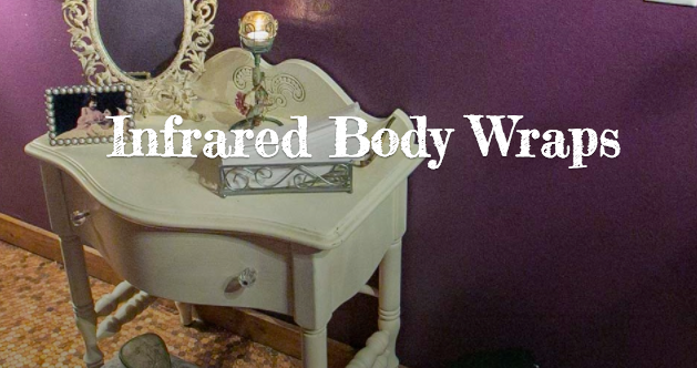 Infrared Body Wrap: $525 for TEN SESSIONS