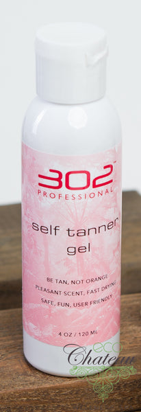 302 Skincare Self Tanner: Gel
