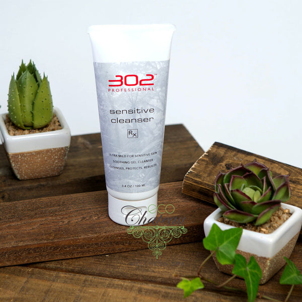 302 Skincare Sensitive Cleanser Rx