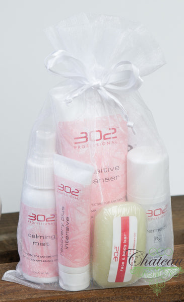 302 Skincare Travel Essentials Kit
