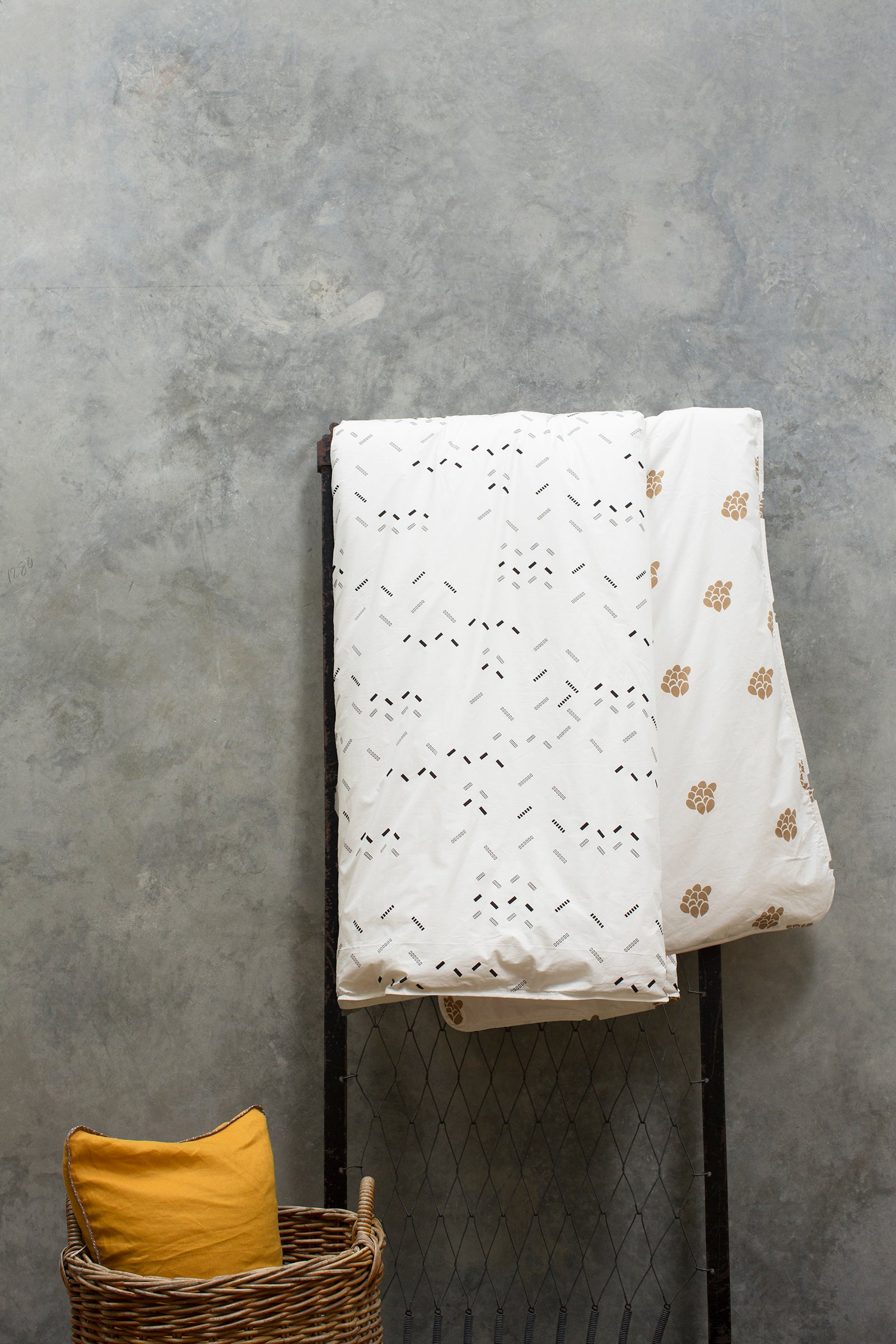 Block & Incense Doona Cover