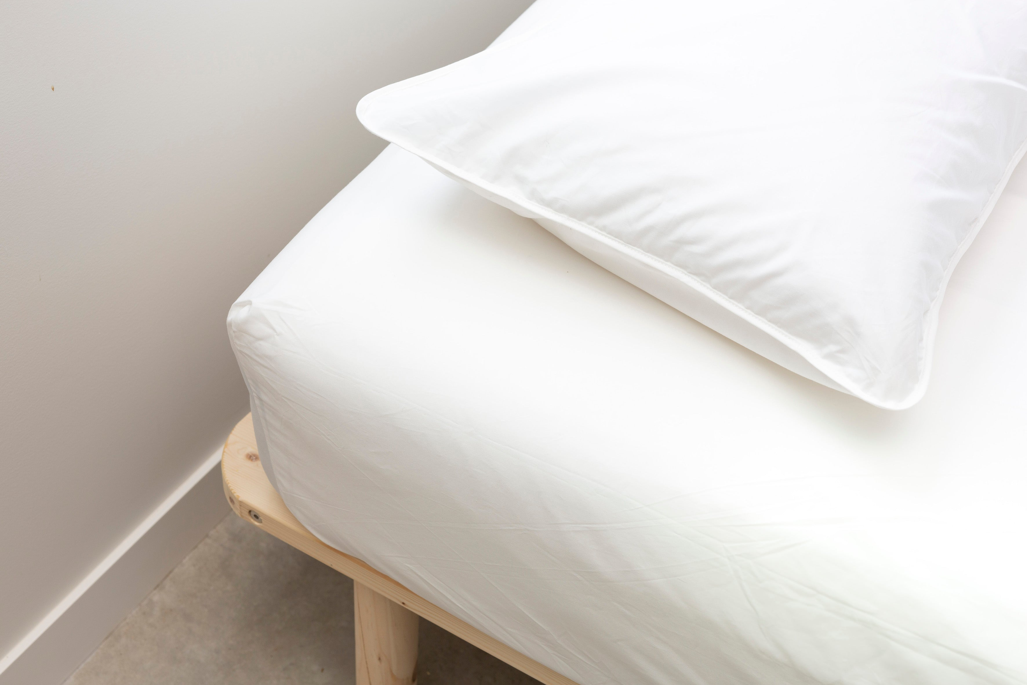 BLANK Fitted Sheet