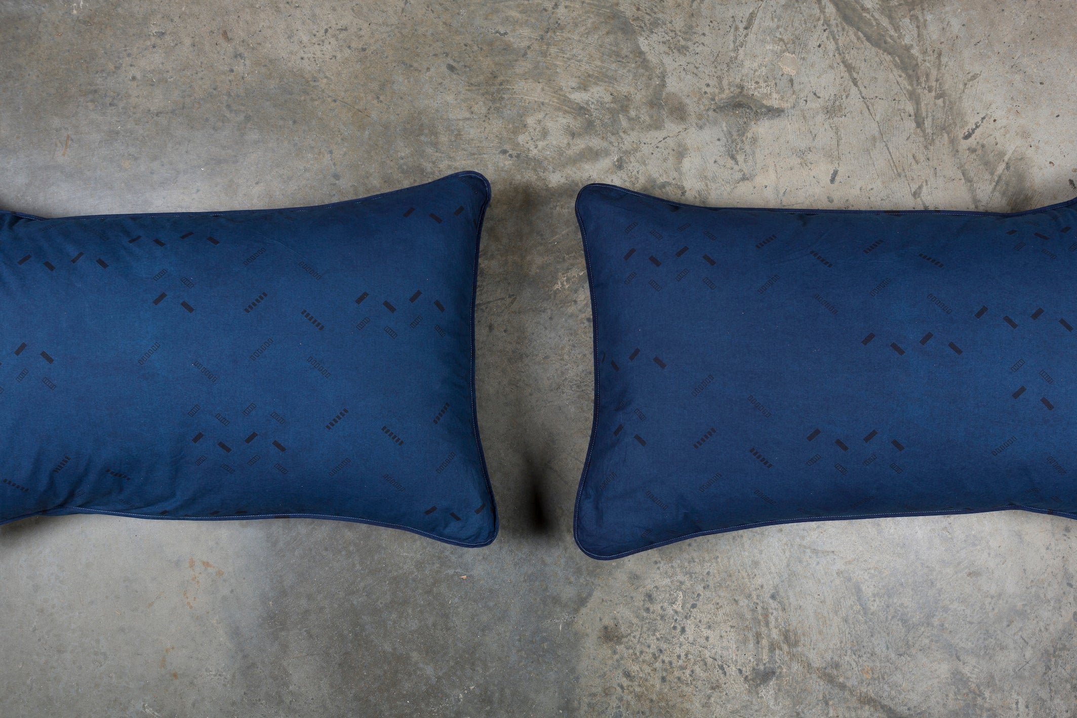 INDIGO Pillowcase Set
