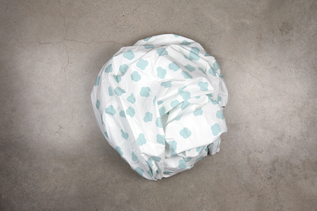Harbour Spot Fitted Sheet - Fictional Objects