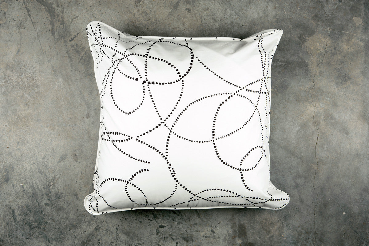 Tangle European Pillowcase