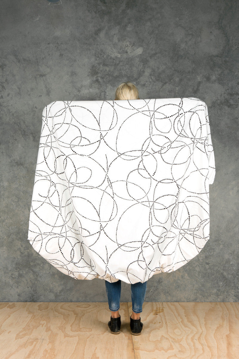 Tangle Fitted Sheet