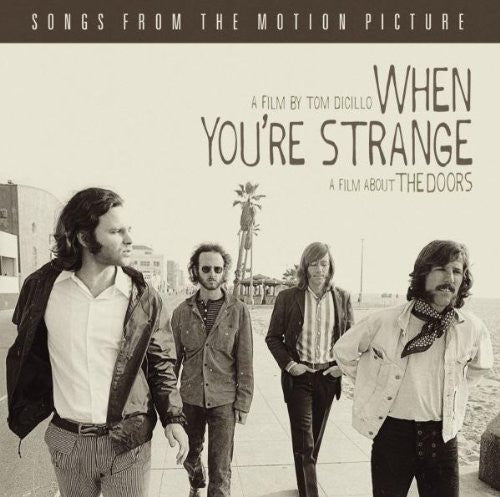 The Doors When You're Strange (Movie Soundtrack) [CD]