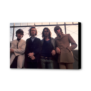 The Doors Observation Deck Gallery Print angled