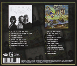 The Doors Other Voices/Full Circle [2 CD] back