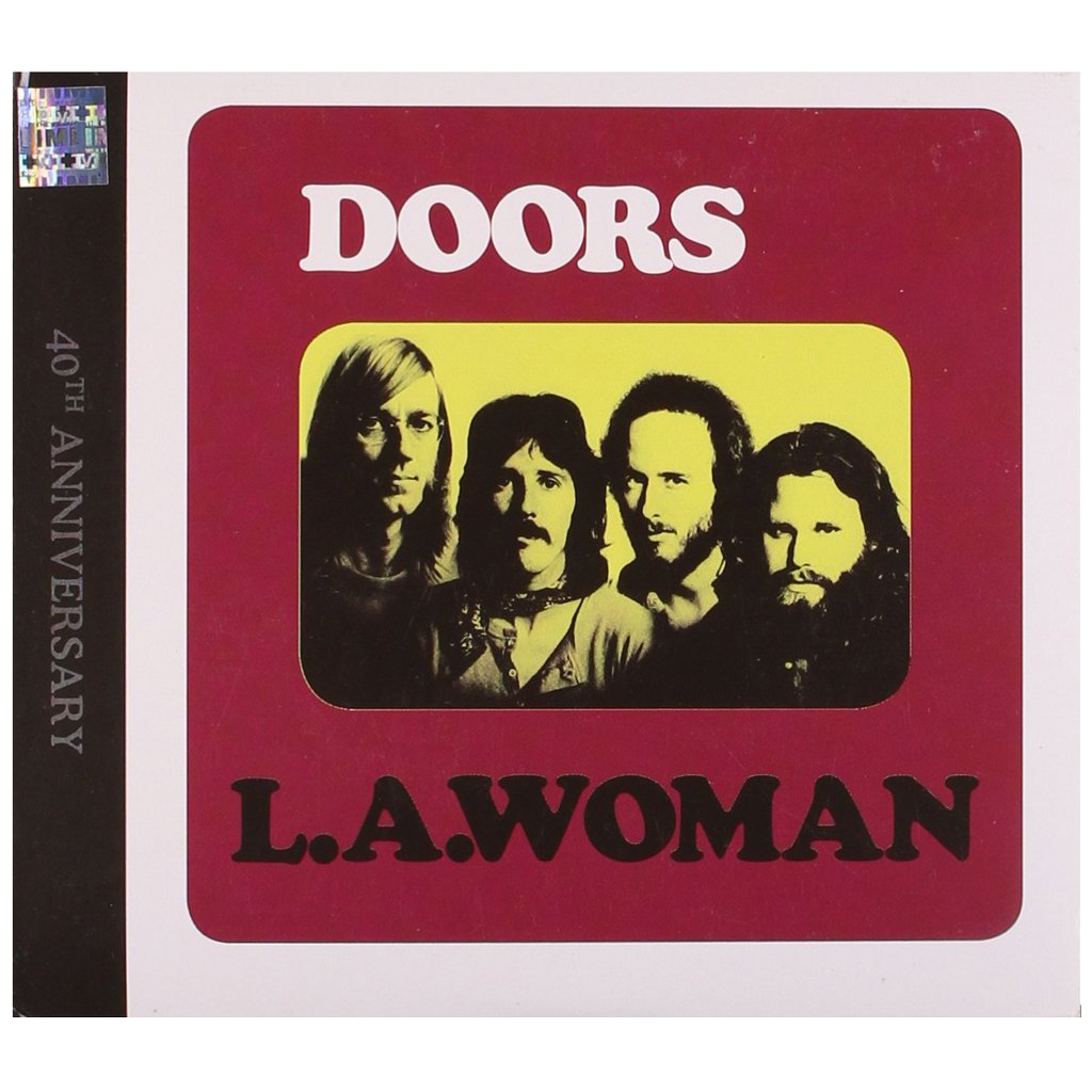 l a woman expanded cd the doors official online store. Black Bedroom Furniture Sets. Home Design Ideas
