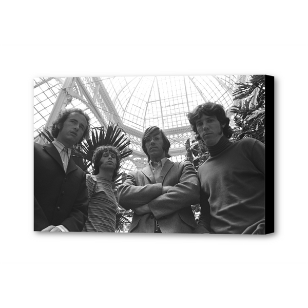 The Doors Atrium Gallery Print angled