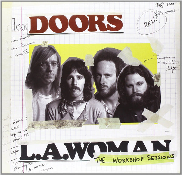 L.A. Woman Workshop Sessions [Vinyl]