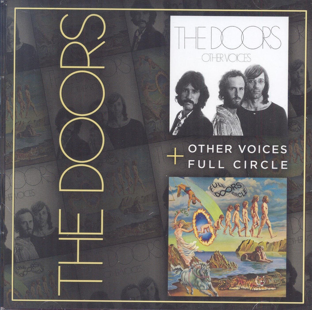 Other Voices/Full Circle [2 CD] & The Doors Other Voices/Full Circle [2 SACD] \u2013 The Doors Official ...