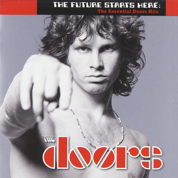 The Future Starts Here [CD] Front