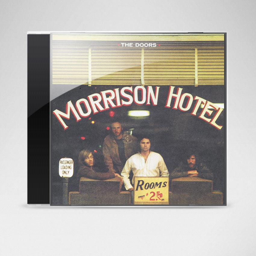 The Doors Morrison Hotel [SACD] Multichannel