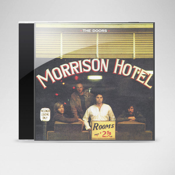 The Doors Morrison Hotel Sacd The Doors Official