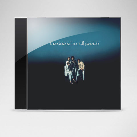 The Doors Soft Parade [CD] 1969