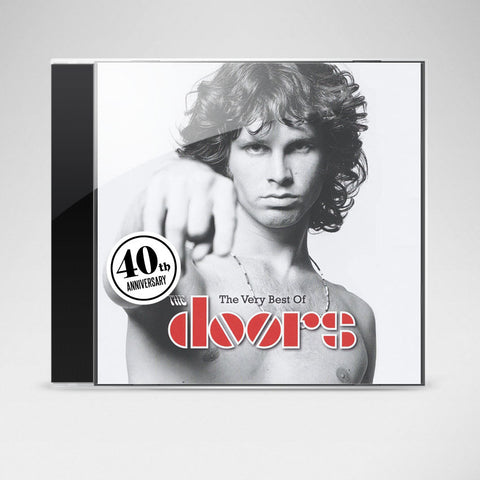 The Doors The Very Best of The Doors (w/ Bonus Tracks) [40th Anniversary - 2 CD] front