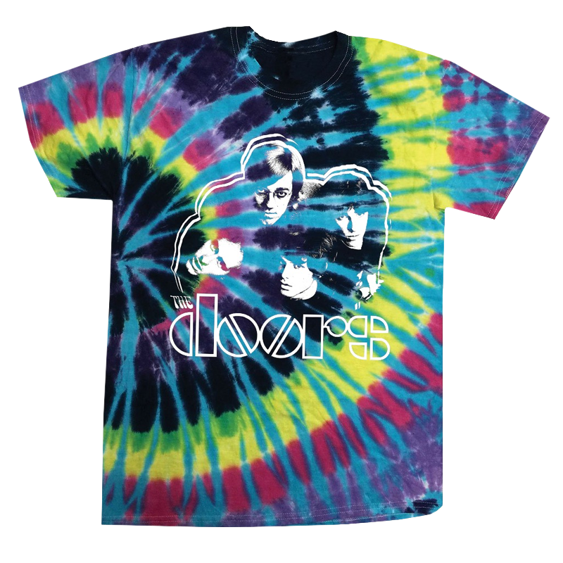 The Doors Tie-Dye Series 1 T-Shirt