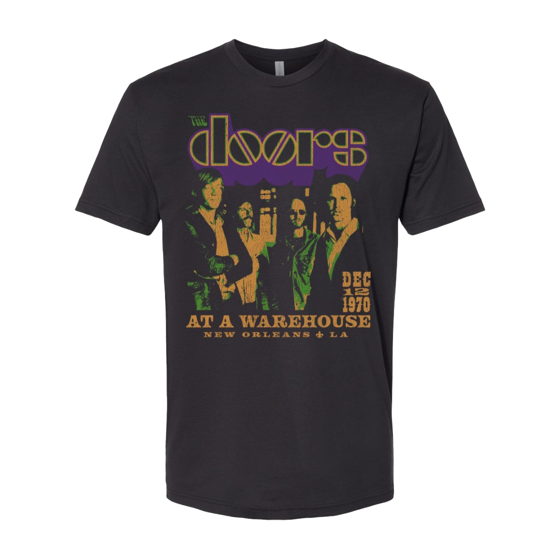 The Doors Last Concert T-Shirt
