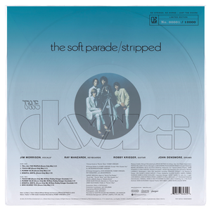 The Soft Parade / Stripped [Clear Vinyl]